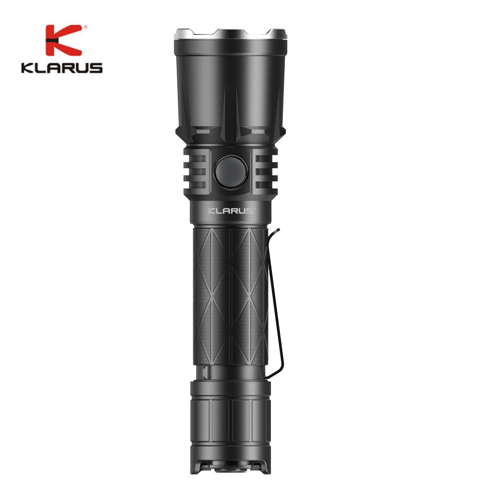 Klarus XT21X LED Flashlight CREE XHP70.2 4000 Lm USB Charging Tactical Flashlight with 21700 Li-ion Battery for Camping Police enlarge
