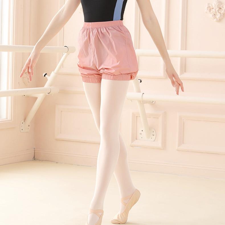 Women Ballet Dance Shorts Baggy Sport Sweat Pants Adult Cycling Jogging Trousers Hip Hop Tracksuit P