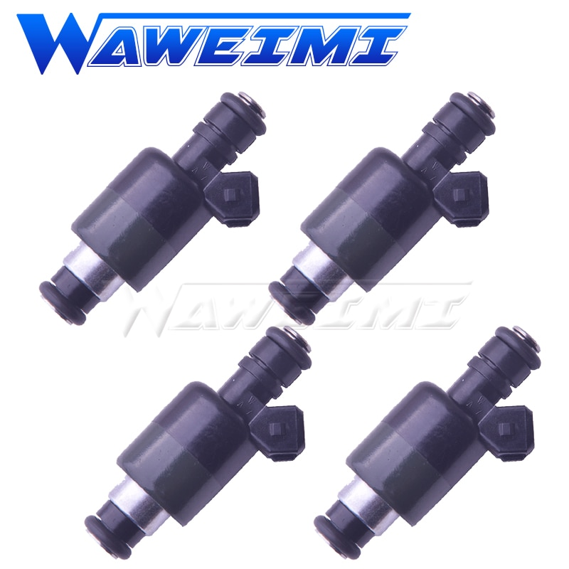 WAWEIMI-buse dinjecteur de carburant 4x   Nouvelle buse 25171743 pour Daewoo 1,5l 1995-1997 en