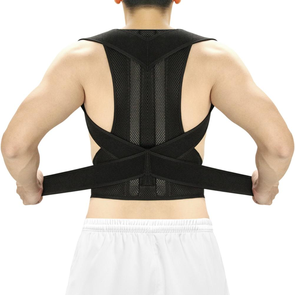 Adjustable Posture Corrector belt Back Posture Brace Straightener Comfortable Posture Correction Belt for Women Men Posture