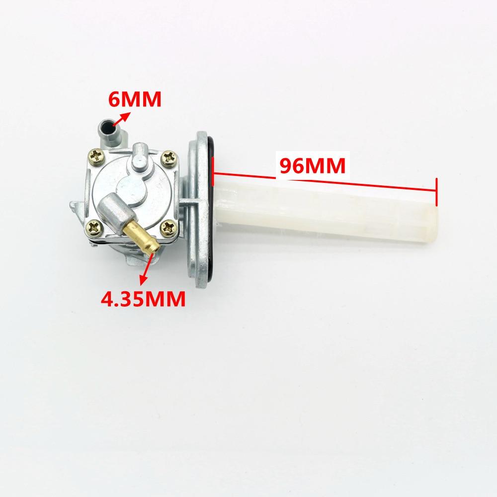 Топлива узел спускного крана для Suzuki Катана 600 GSX600F Катана 750 GSX750F