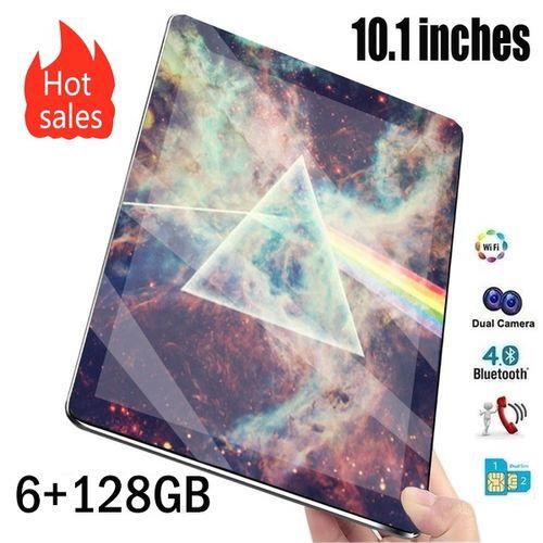 2020 New 10 Inch RAM 6GB ROM 128GB 1280*800 IPS Screen Tablet 10 Octa Core 4G Dual SIM Card Phone 4G Call Wifi Tablets PC
