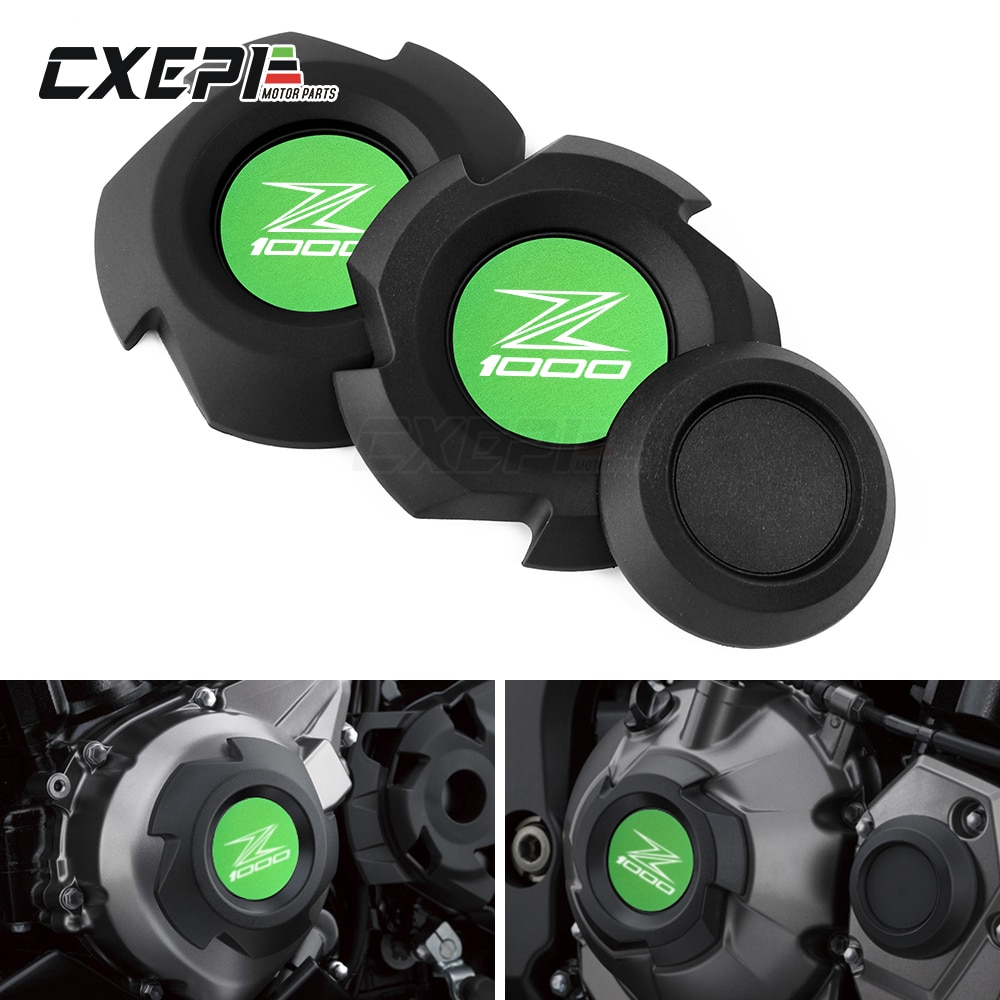 For kawasaki Z1000 Z1000R Z1000SX Ninja1000 2010-2020 Motorcycle CNC Engine Protective Cover Engine Stator Cover Protector motorcycle frame slider protector for kawasaki z1000 z1000sx z1000 sx 2010 2019 z900 2017 2018 2019 cnc aluminum engine guard