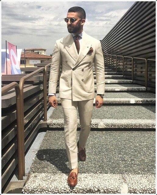Последний дизайн пальто брюки двубортный мужской костюм формальный приталенный нежный Блейзер на заказ два предмета мужские костюмы Terno (п...