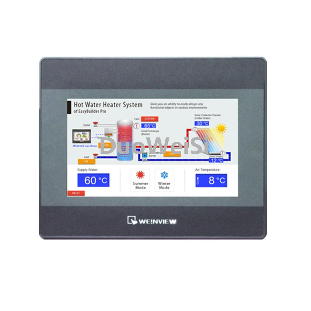 "DuoWeiSi TK6071iP LCD 7 pulgadas interfaz de máquina humana pantalla táctil 7 ""800x480 TFT LCD 3D piezas de impresora Serie TK"