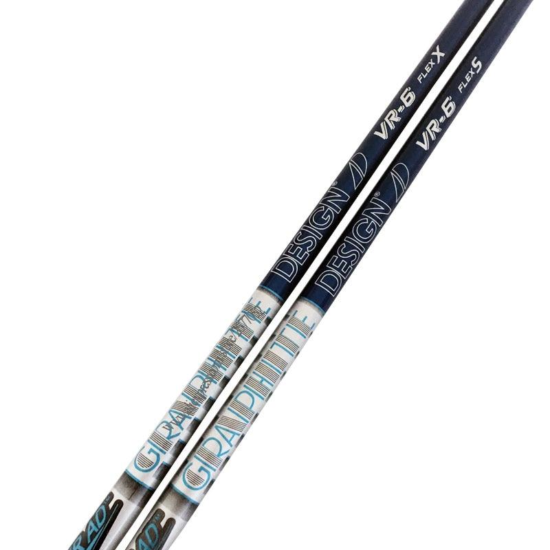 Nuevo eje de Golf Tour AD VR-6 eje impulsor de Golf VR-6 eje de grafito S o SR Flex palos de Golf eje Cooyute envío gratis