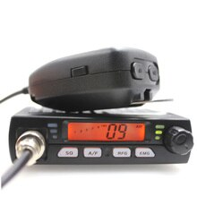Mini Radio Mobie CB Ultra compacte 8W 26MHz 27MHz 10 mètres Radio Mobile Amateur ANYSECU CB-40M Radio de bande de citoyen AR-925