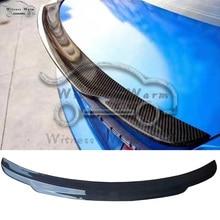 F22 Carbon Fiber/Frp Rear Wing Spoiler Voor Bmw 2 Serie F22 Kofferbak Lip Spoiler 220i 228i 240i m235i 2014-Up