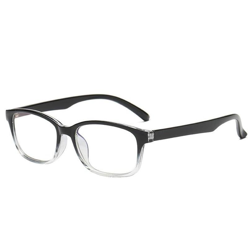 2020 big Frame Glasses Women Anti-workout Anti-radiation Anti-blue Glasses Men Computer Games Flat G
