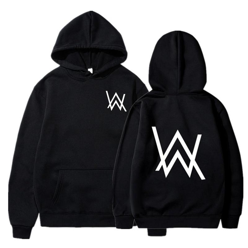Hot sale Autumn Sweatshirts Fashion Men Women Alan Walker Hoodie Warm Pullovers Hip Hop Hoody Teenager Tracksuit