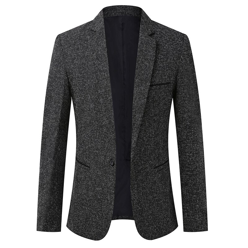 Men Suit Jacket Casual Blazers Men Formal Jacket Popular Design Men Dress Suit Coats  Business Mens Blazer Plus Size