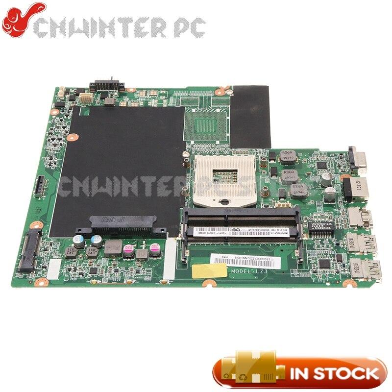 NOKOTION DA0LZ3MB6G0 لينوفو ideapad Z580 كمبيوتر محمول Motheboard HM76 DDR3 11S90000921