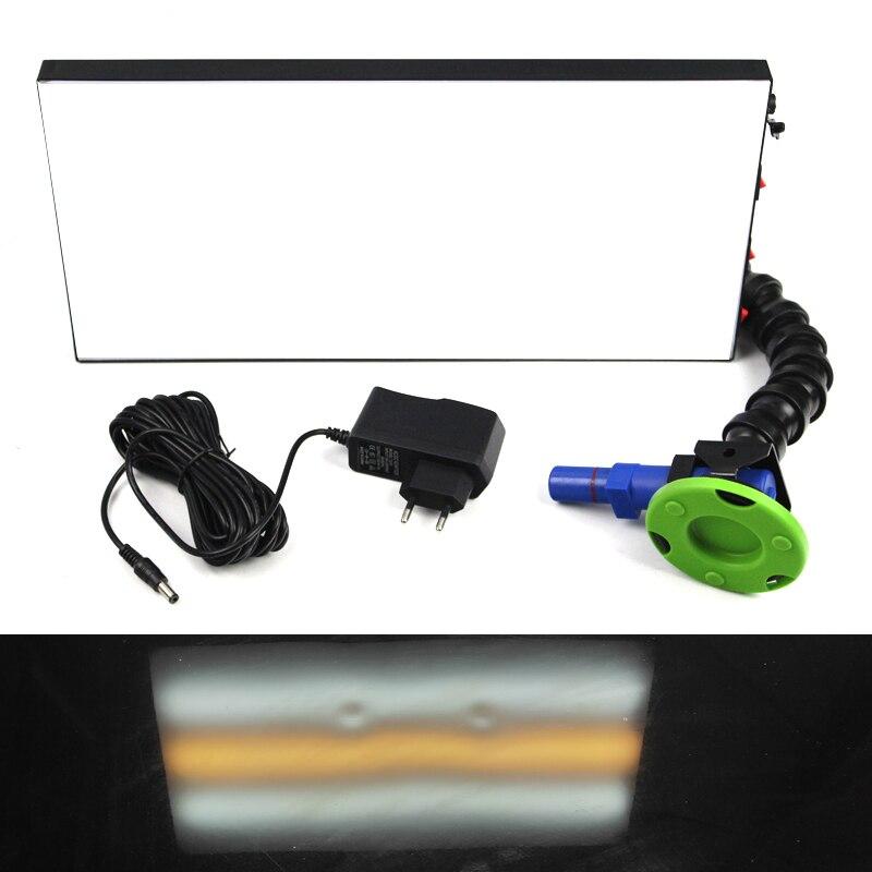 110V/220V Pomp Zuignappen Met Hoge Kwaliteit Light Stand Met Verstelbare Lock Lijn Pijp Auto Dent reparatie Acessorry
