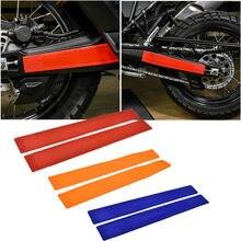 Protecteur universel de fourche et bras oscillant   Pour moto, autocollant de couverture pour KTM SX MX SXF EXC XCF XCW