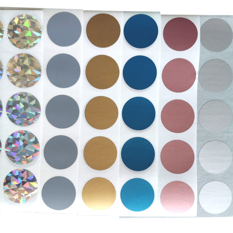 150-pz-pacco-decorativa-variopinta-rotonda-adesivi-e-vinci-fai-da-te-etichetta-adesiva-per-proiettile-ufficiale-forniture-sveglio-handmade-stazionario