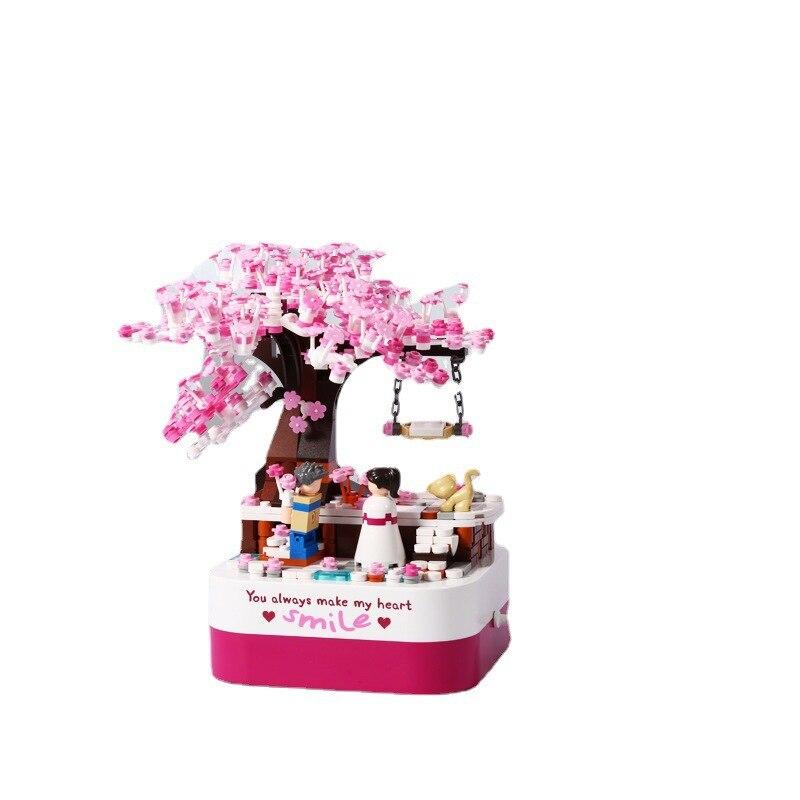 449Pcs City Street View Educational Building Blocks Toys For Kids Girls DIY Birthday Present JK1311