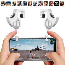 Mobile Game Controller Gamepad Plastic L1R1 Keypads Phone Joystick Sensitive Shoot And Aim Triggers