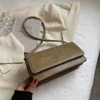 2021 new fashion lizard pattern pu leather womens shoulder bag fashion high quality all match solid color ladies handbag