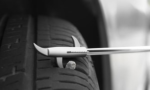 Image 3 - Универсальный очиститель камня для автомобильных шин и мотоциклов, канавка для удаления сломанного камня, для очистки шин, для удаления гравия, крючков