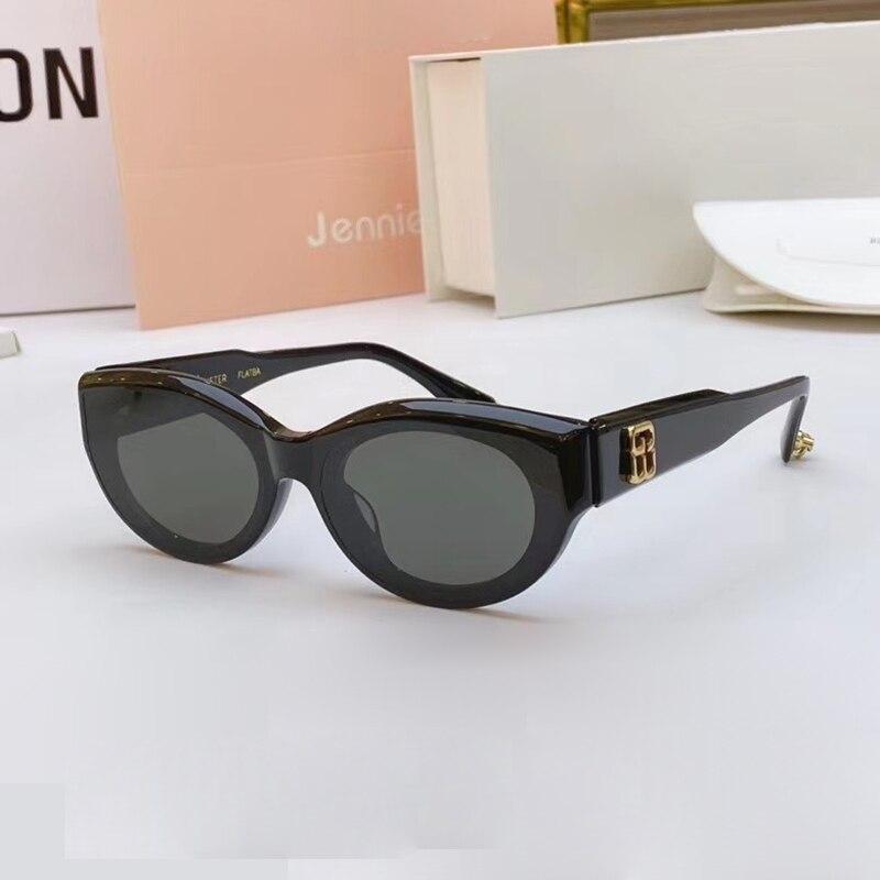 2020 جديد إمرأة Cateye خمر النظارات لطيف وو العلامة التجارية مصمم ريترو نظارات شمسية سوبرستار أنثى سيدة نظارات القط العين