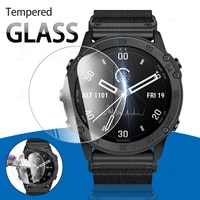 garmin tactix delta tempered glass screen protector for garmin tactix delta watch 9h full cover anti scratch protection film