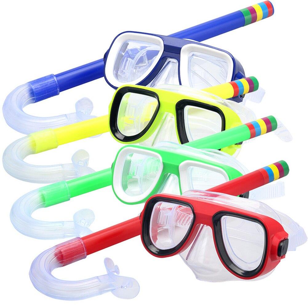 Детская маска для дайвинга, детские очки для плавания и дайвинга, водный спорт, подводное плавание, снорклинг, маска для дайвинга