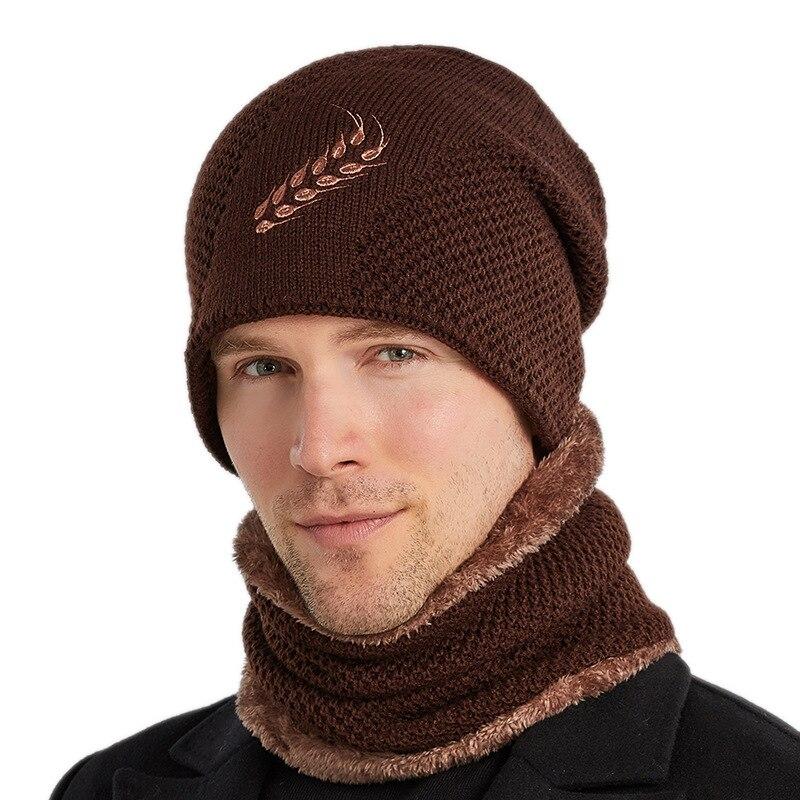 Простая зимняя шапка, шапки, облегающие шапки, зимние облегающие шапки для мужчин и женщин, шерстяной шарф, шапки, Балаклава, маска, шапочка, ...
