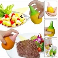hot sell fruit juice citrus spray gadgets kitchen cooking tools lemon sprayer citrus spray cooking tools
