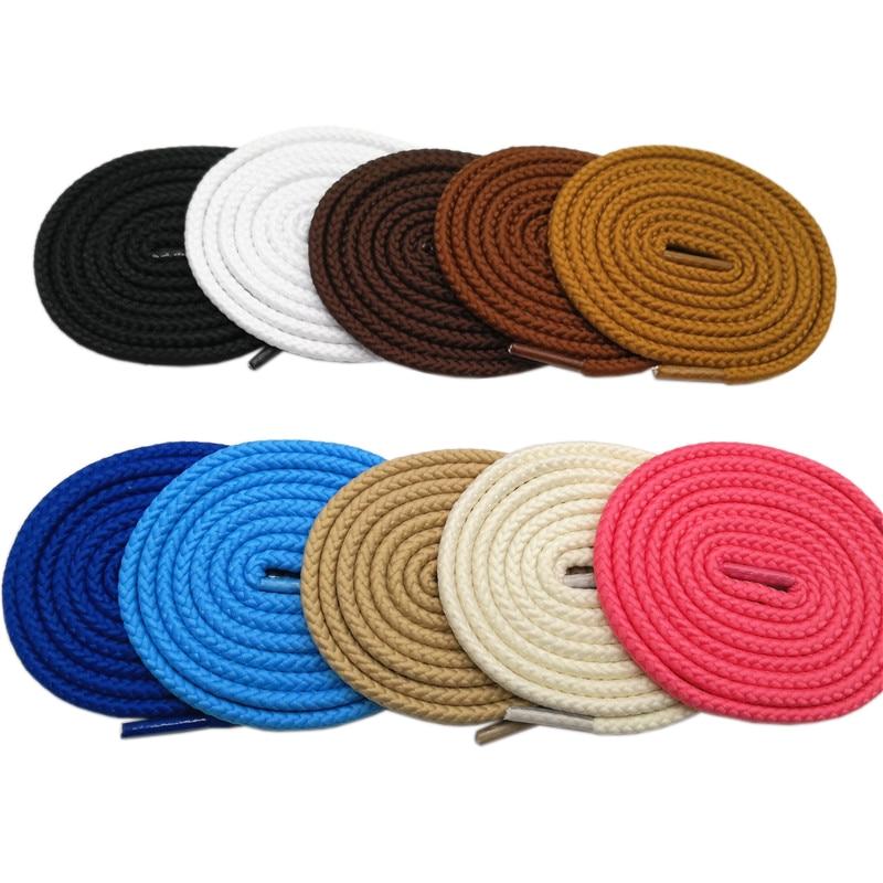 Coolstring, 1 пара, однотонные шнурки унисекс для повседневной носки