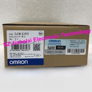 New and original CJ1W-EIP21  OMRON ETHERNET/IP UNIT