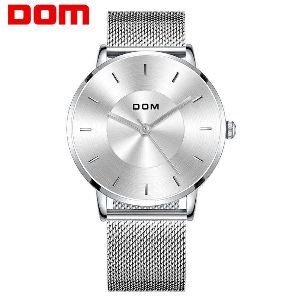 Reloj de pulsera para hombre, reloj de cuarzo deportivo a la moda, relojes para hombre, reloj impermeable de lujo para negocios, reloj Masculino M-1289D-7M