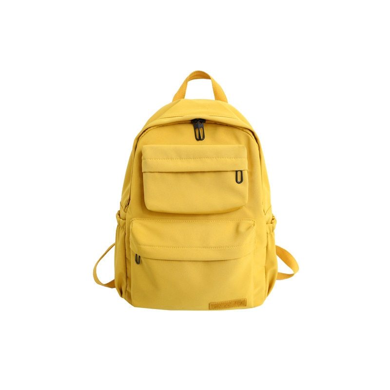 Backpack Female Large Capacity Travel Bag College Style SchoolBag  New Concise Fashion Travel Multi-
