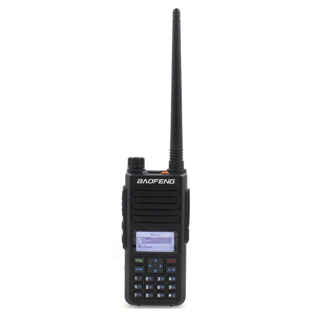 2020 Baofeng Dmr DM-1801 Walkie Talkie Vhf Uhf 136-174 & 400-470Mhz Dual Band Dual Time slot Tier 1 & 2 Digitale Radio DM1801