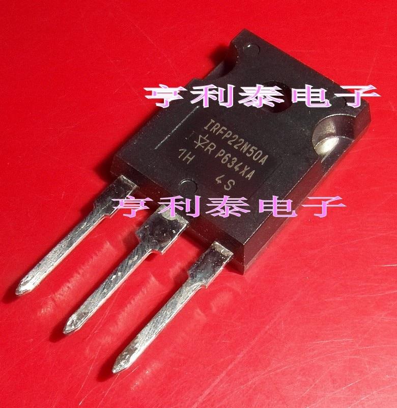 5 TEILE/LOS IRFP22N50A N22A 500V TO247