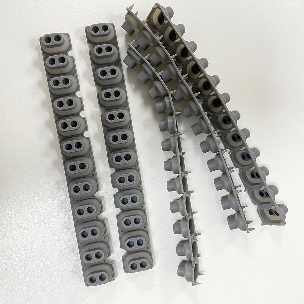 7 قطعة شريط مطاطي موصل Korg sp170s Korg sp 170s موصل المطاط D-وسادة مطاطية زر