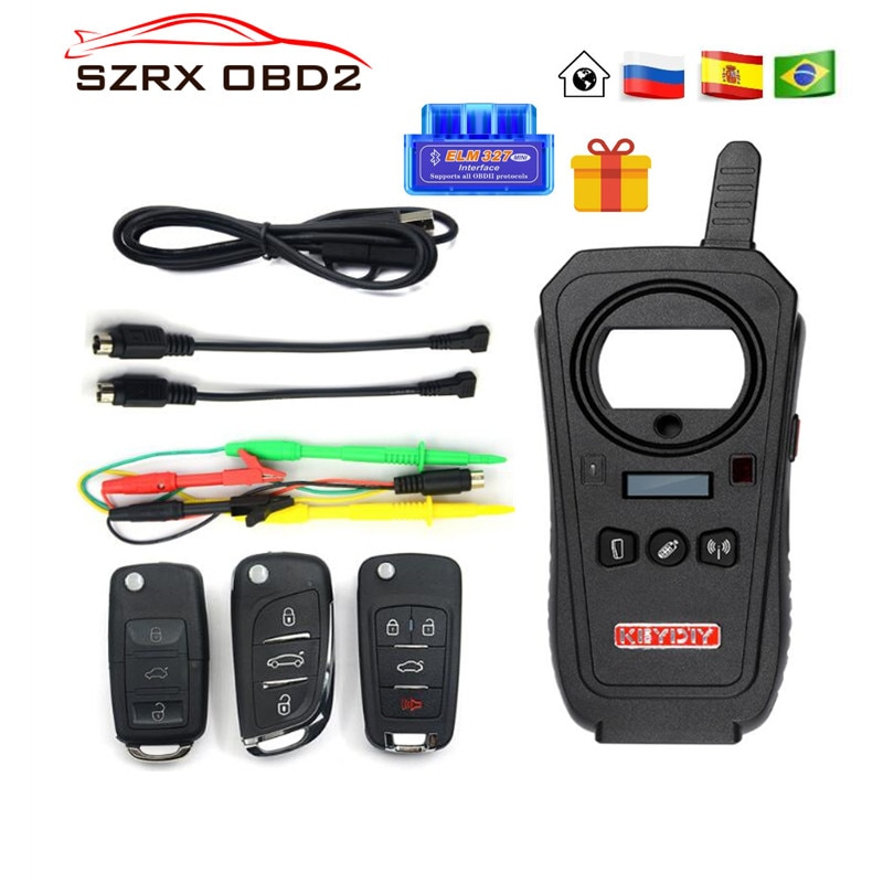 Hot Sale KD X2 OBD2 Car Diagnostic tool KEYDIY KD-X2 Car Key Garage Door Remote Generater/Chip Reader/Frequency