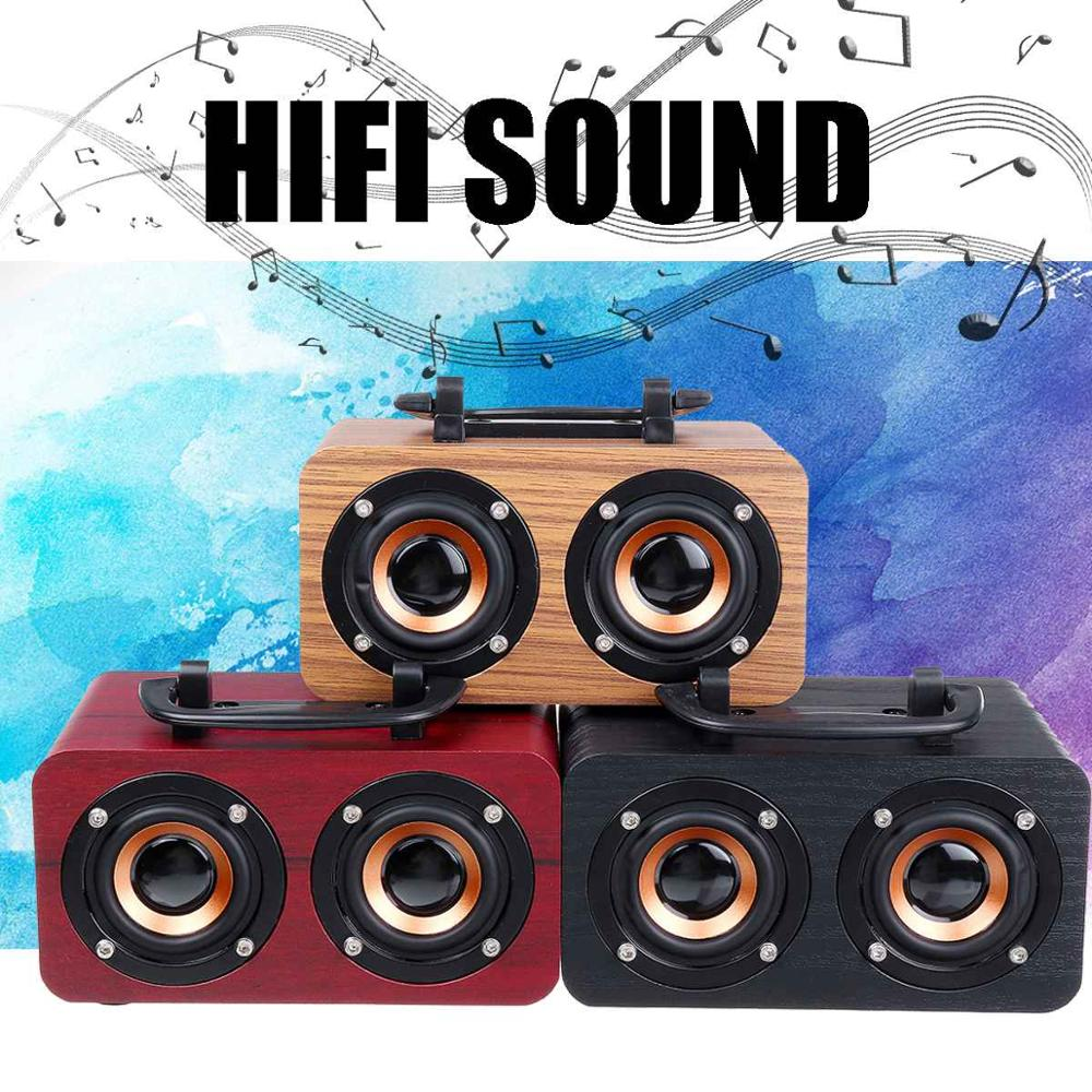 ITINIT Y36 Wireless Portable Speaker Desktop bluetooth Speakers Subwoofer Stereo Bass Speaker Support TF MP3 Player Phone Holder enlarge