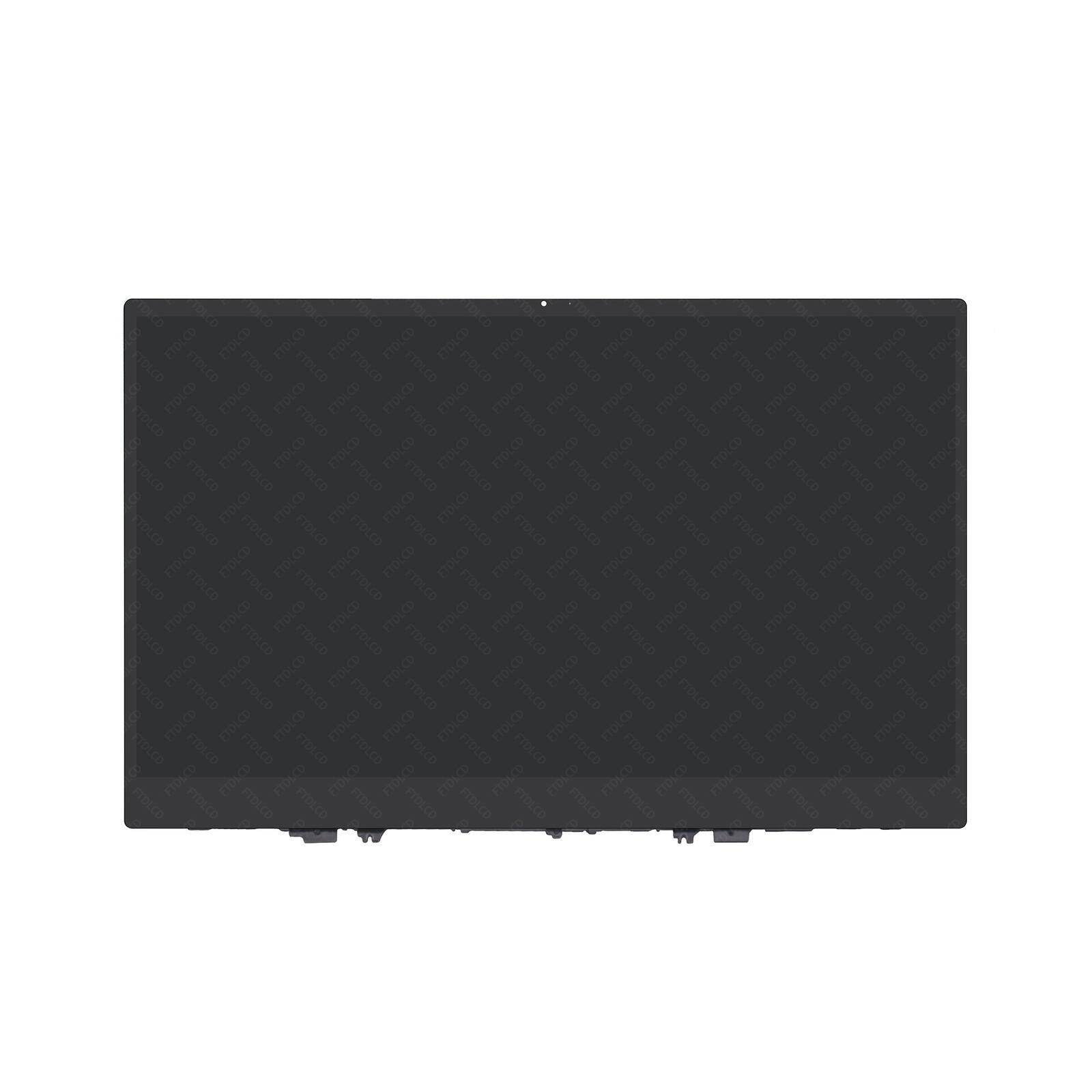 Yanlun-مجموعة شاشة LCD تعمل باللمس ، FHD IPS LED ، زجاج لجهاز Lenovo ideapad 530S-15IKB