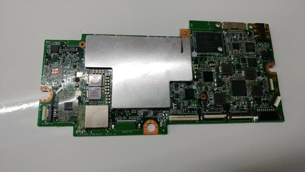 اللوحة الأم للكمبيوتر الدفتري HP ، نظام أساسي 10.1 بوصة ، x2 ، 10-h010nr ، DA0W02MBAD0 ، 728156-001