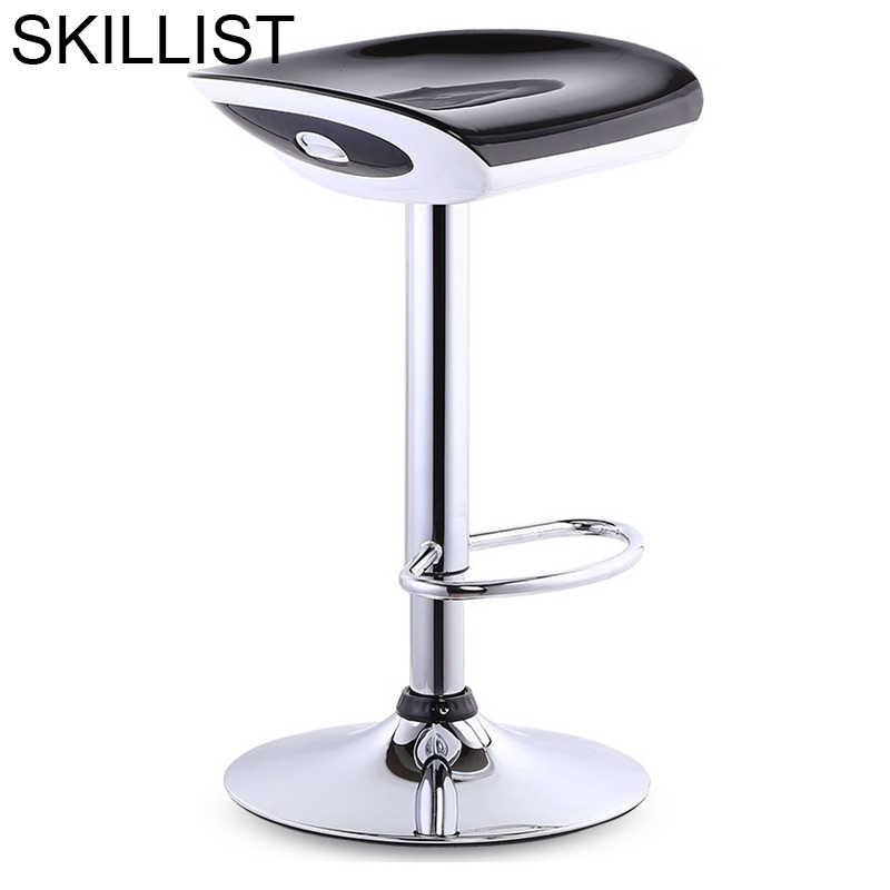 Барный стул Sandalyesi Sedie Banqueta Sgabello, барный стул, Современный барный стул