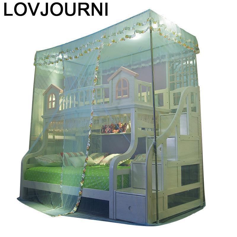 De Lit Enfant Girl Room Decor Tent Baby Mosquiteros Para Cama Moskito Bunk Bed Klamboe Cibinlik Canopy Mosquitera Mosquito Net