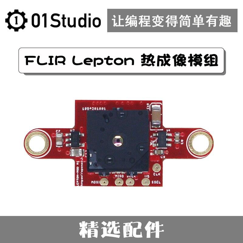 FLIR Lepton 3,5 imagen térmica infrarroja Temperatura de detección térmica OpenMV 4 H7 módulo de cámara
