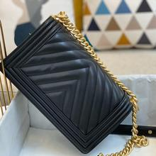luxury designer import leather women v flap chain shoulder bag crossbody bag lady handbag purse Euro