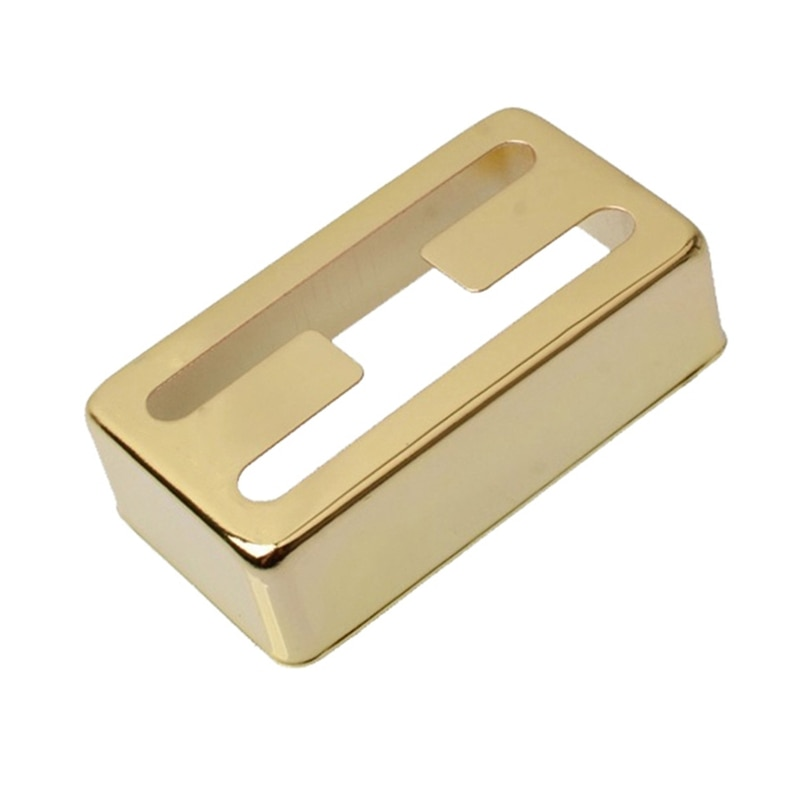 Humbucker Pickup Cover H-Shaped Nickel for LP Electric Guitars Lollartron  - buy with discount
