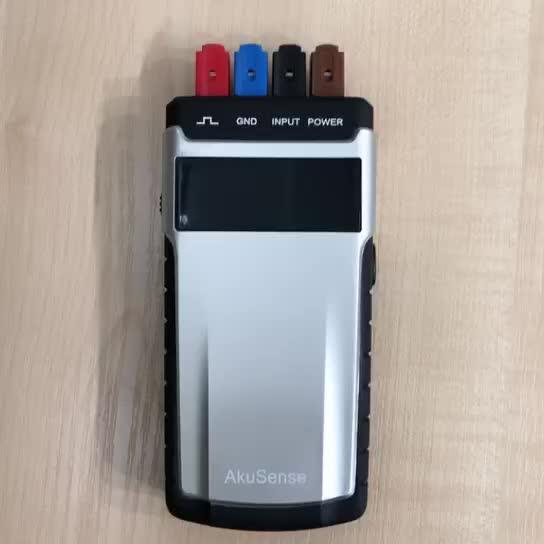 أكوسينس رائجة البيع الإلكترونية 4000mAh التناظرية الناتج الاستشعار القرب التبديل اختبار WD-1