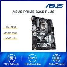 Asus PRIME B365-PLUS Motherboard DDR4 HDMI DVI M.2 Intel B365 LGA 1151 Socket ATX Motherboard Gigabit LAN and USB 3.1