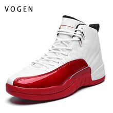 Plus Size 46 Men Basketball Shoes Breathable Sneakers Men Shoes Zapatillas Basketball Hombre Ankle Boots Sport Shoes