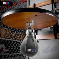 Боксерский скоростной мяч, двухсторонний мяч для муай-тайского бокса, боксерский мяч, скоростной мяч из ПУ, тренировочный мяч для фитнеса и ...
