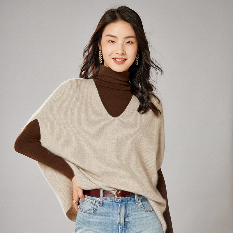 2021 woman Vest summer sweaters knitted Sleeveless Pullovers jumper High Quality Female knitwear V-neck cool comfortable enlarge