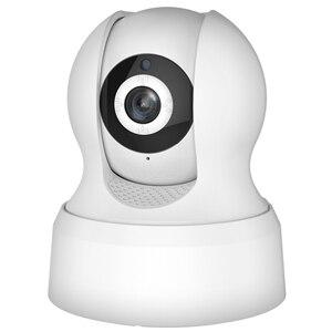 MOOL Wireless Home Security, 1080P HD Indoor PTZ Network Camera WiFi Camera Baby/Pet/Nanny Monitor EU Plug
